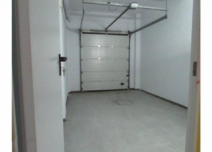 Acesso garagem