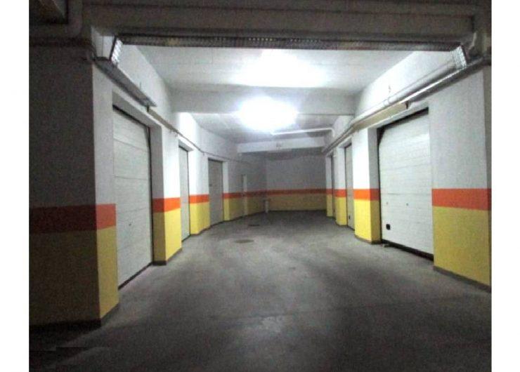 Acesso garagens